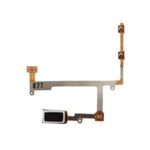 Earpiece Speaker Side Volume Button Flex Cable  for Samsung Galaxy S3 i9300