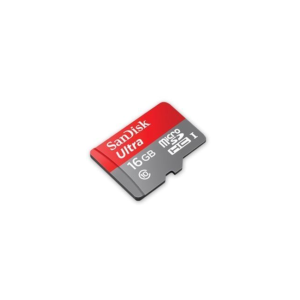 SanDisk Ultra High Speed SD Card SDHC Micro Memory Card16
