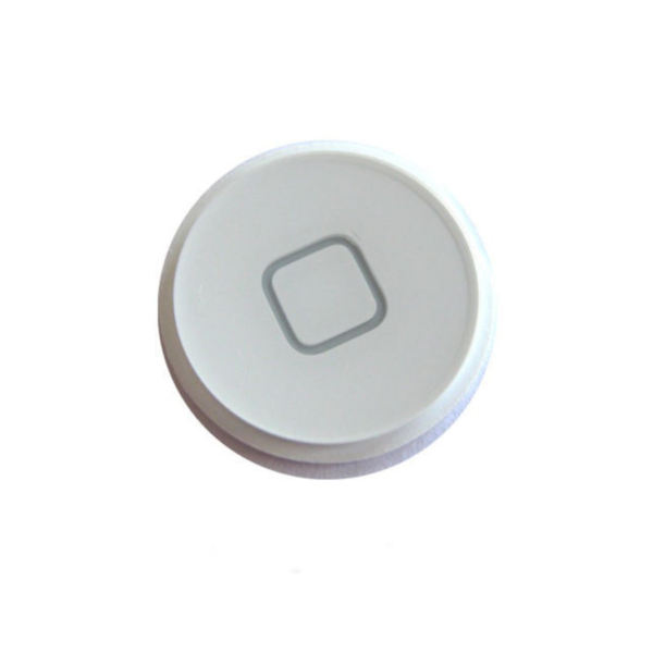 Home Menu Button Middle Keypad Replacement part For iPad 4,AirWhite