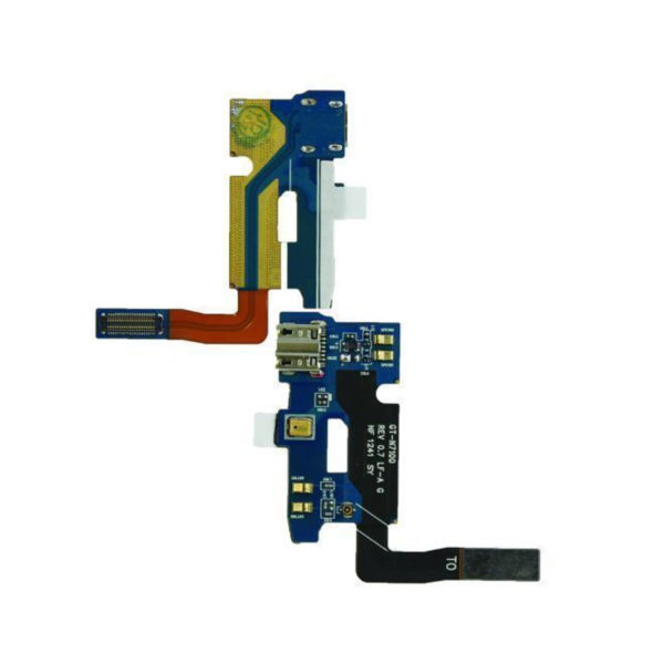 USB Dock Charger Charging Port Conector Flex Cable For Samsung Galaxy Note 2 N7100