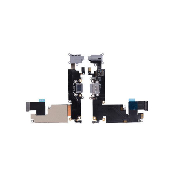 iPhone 6 Plus Charging Dock Port Flex Cable Grey/White
