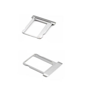 Silver SIM Card Slot Tray Holder for iPad Mini 2 iPad Air 1st Generation iPad 5