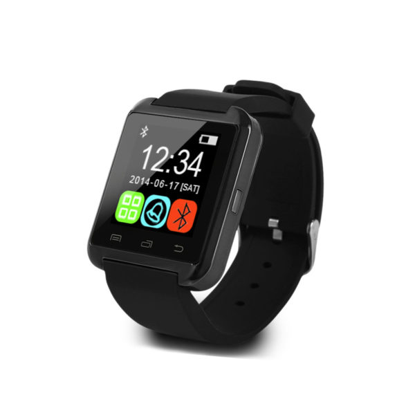 Bluetooth Smart Wrist Watch For iPhone Samsung LG HTC Sony Huawei Lenovo UK-1