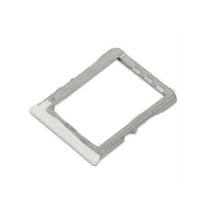 HTC One M7 Micro SIM Card Holder Tray in silver