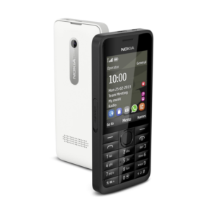 Nokia 301 Single SIM (Unlocked)