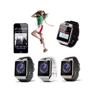 Bluetooth DZ09 Smart Watch For Android HTC Samsung iPhone iOS Camera SIM Slot