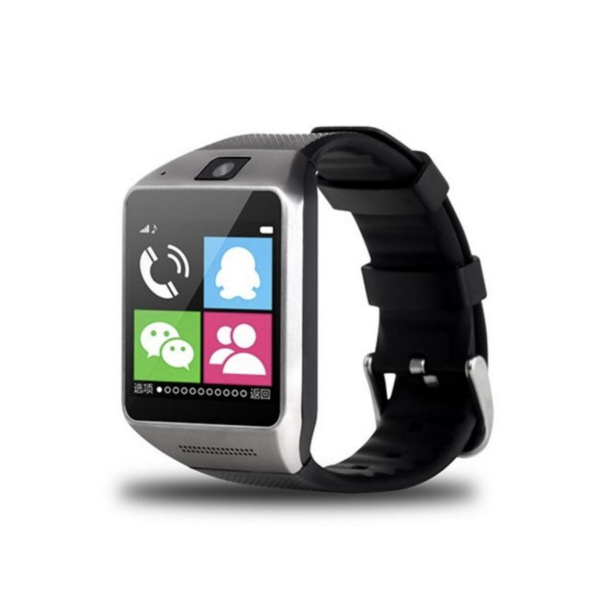 Variation-of-Bluetooth-DZ09-Smart-Watch-For-Android-HTC-Samsung-iPhone-iOS-Camera-SIM-Slot-silver