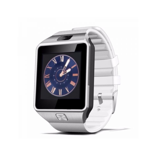 Variation-of-Bluetooth-DZ09-Smart-Watch-For-Android-HTC-Samsung-iPhone-iOS-Camera-SIM-Slot-white