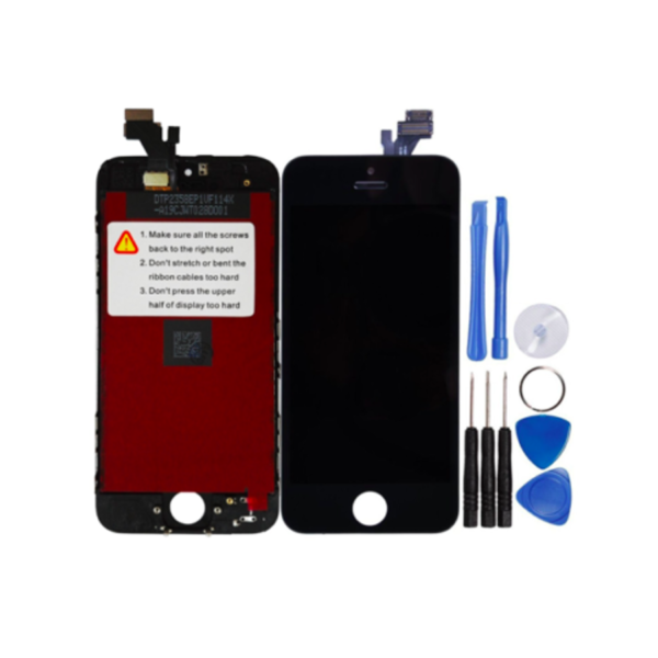 iPhone 5 LCD Screen Assembly black tool