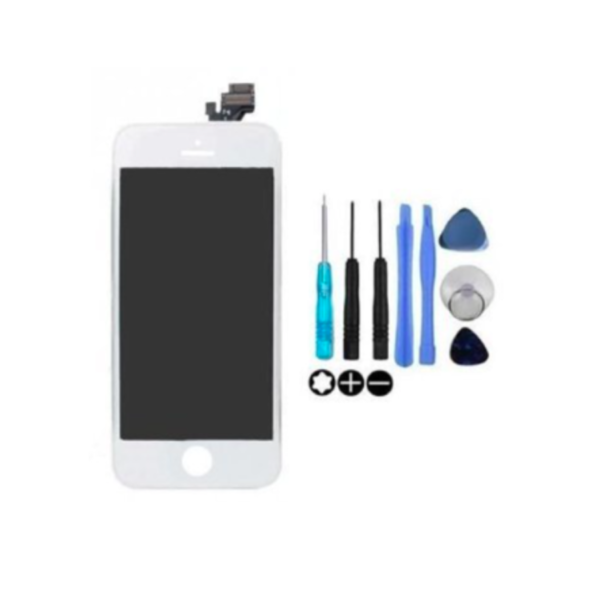 iPhone 5 LCD Screen Assembly white tool