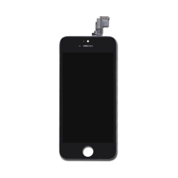 iPhone 5C LCD touch screen digitizer assembly and frame