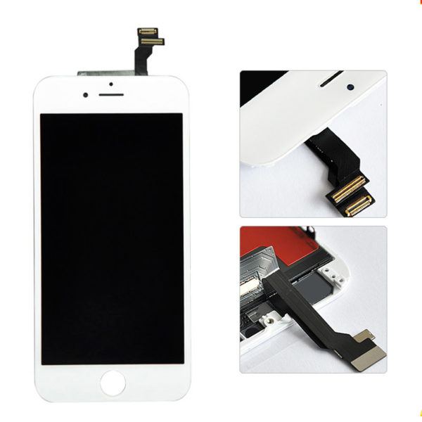 iPhone 6 LCD Screen Digitizer Assembly with Frame-2