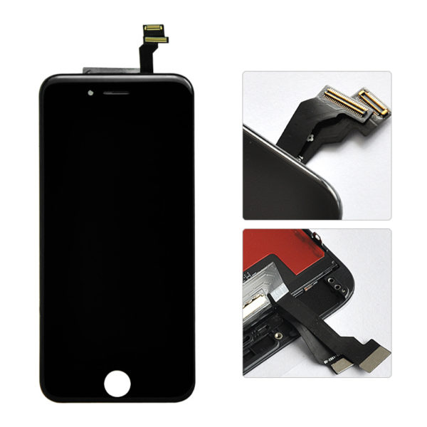 iPhone 6 LCD Screen Digitizer Assembly with Frame-3