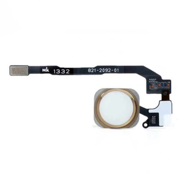 Phone 5s / SE Home Button Assembly With Touch ID Sapphire Panel