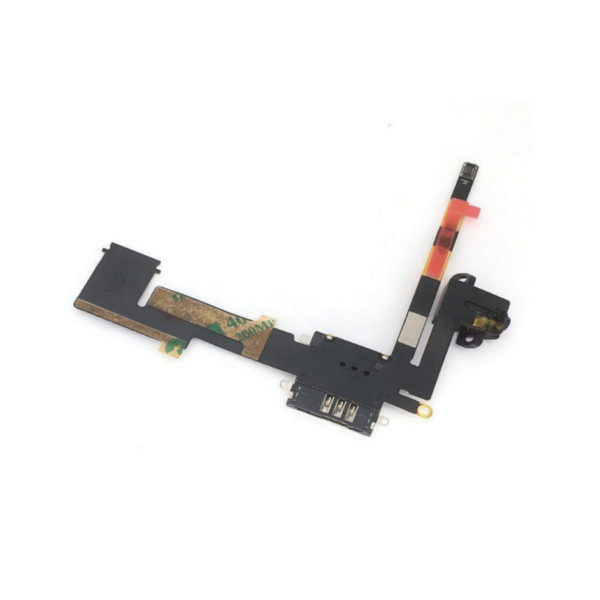 For-iPad-2-Audio-Headphone-Jack-Flex-Ribbon-Cable-Replacement-3G-Version