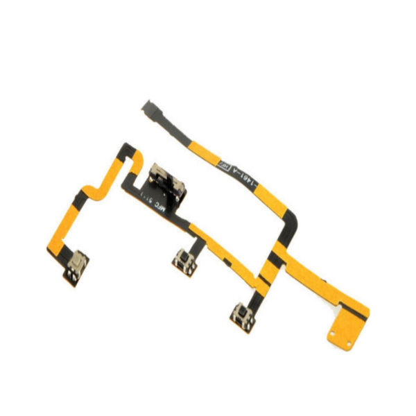 For-iPad-2-Power-Flex-Cable-CDMA-Mute-Switch-Volume-Buttons-Power-Button