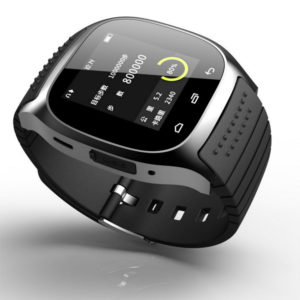 M26 SmartWatch Android, IOS With SMS Reminder, Pedometer, WhatsApp anti lost