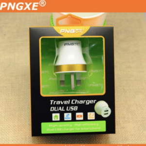 PNGXE Dual USB Wall Charger