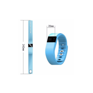 Smart Bluetooth 4.0 Sports Bracelet Wristband TW 64 Smart with Health Monitor
