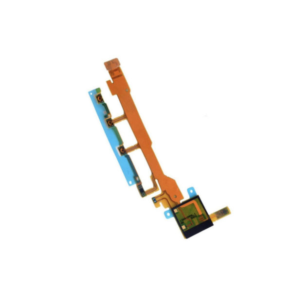 Sony Xperia Z LT36i-LT36H-C6602-C6603 Power On Off Volume Button Flex Cable