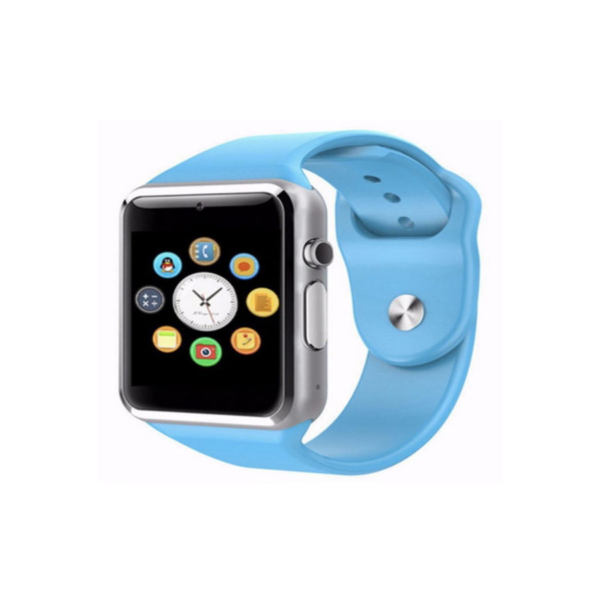 A1 Smart Watch With Sim Card Slot Camera  Bluetooth For Android IOS