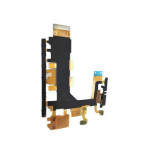 Sony Xperia Z2 D6502/D6503 Volume Power Button & Microphone Flex Cable