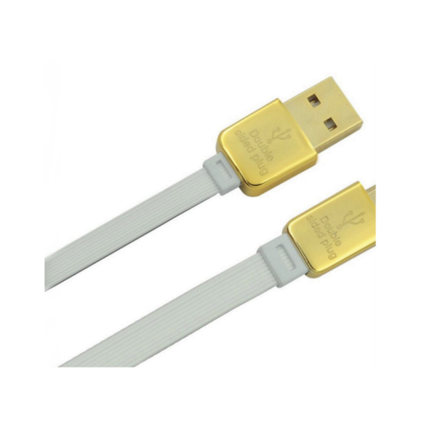 PNG double sided Lightning Sync Data Cable  iPhone & iPad