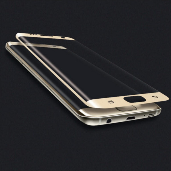 3D Tempered Glass Screen Protector For Samsung S7 Edge-8