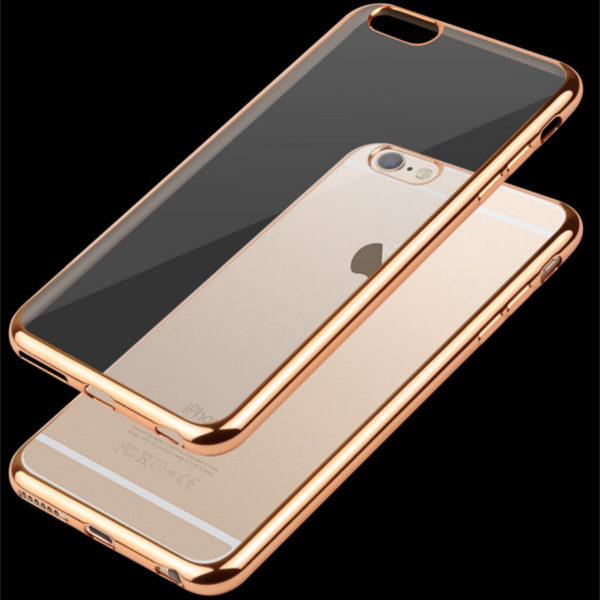 Case Transparent Crystal Clear Gel TPU Soft Cover Skin iPhone 7,7+, 6s,6s+,6,6+