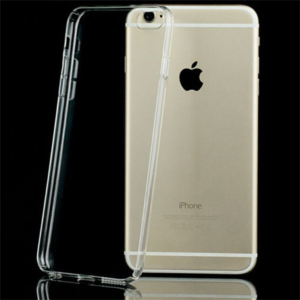 Crystal Clear Hardback Case For iPhone & Android