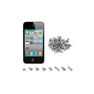 iPhone 4 4G Replacement Screws Set Complete Full Screw Set