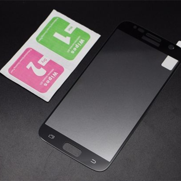 High Quality 3D Tempered Glass Screen Protector For Samsung S7-10