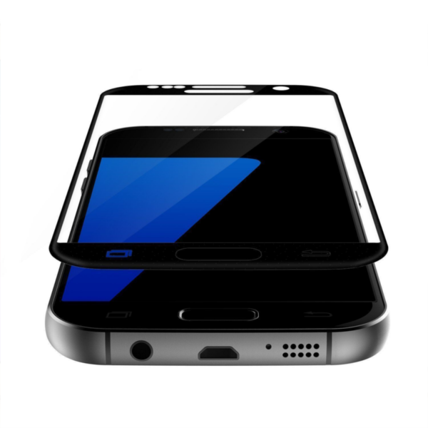 High Quality 3D Tempered Glass Screen Protector For Samsung S7-5