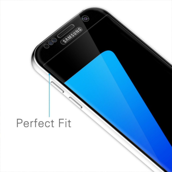 High Quality 3D Tempered Glass Screen Protector For Samsung S7-7