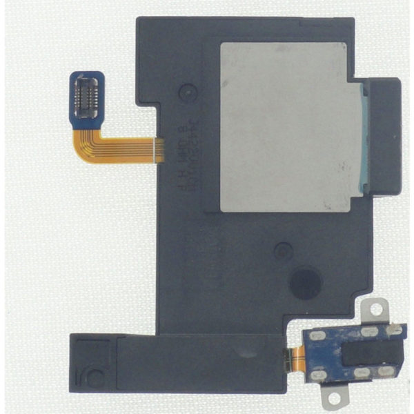 Left Loudspeaker + Headphone Audio Jack For Samsung Galaxy Tab 4  T530