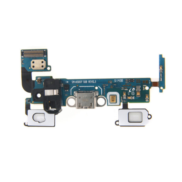 Replacement Charging Dock Port Flex Cable Ribbon For Samsung Galaxy A5 A500F