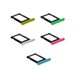 Replacement Nano SIM Card Tray Slot Holder for Apple iPhone 5C-All Colours.