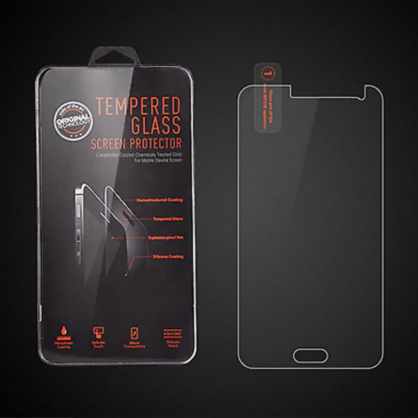 Real Tempered Glass LCD Screen Protector Samsung Galaxy S6, S6 Edge, S7, S7 Edge-5