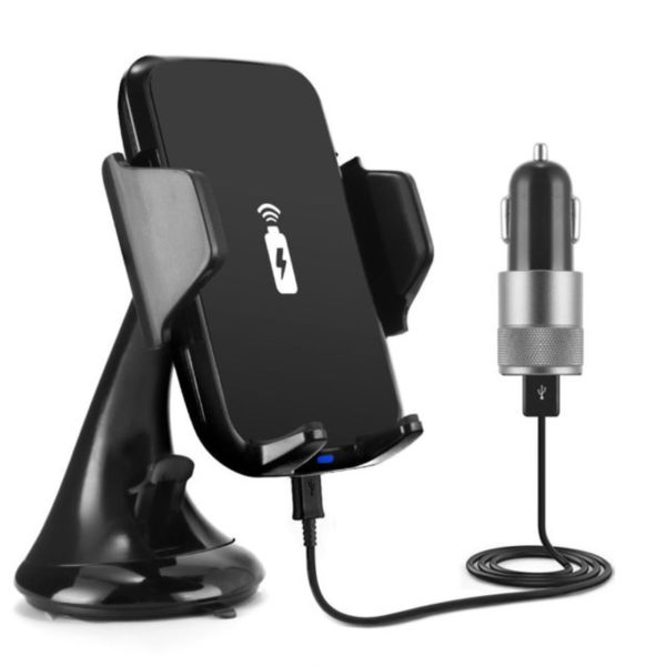 Wireless Car Charger & Mount Holder-1