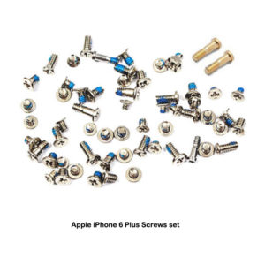 Full Screw Set For iPhone 6 Plus Silver/Gold Bottom Pentalone Screws Part