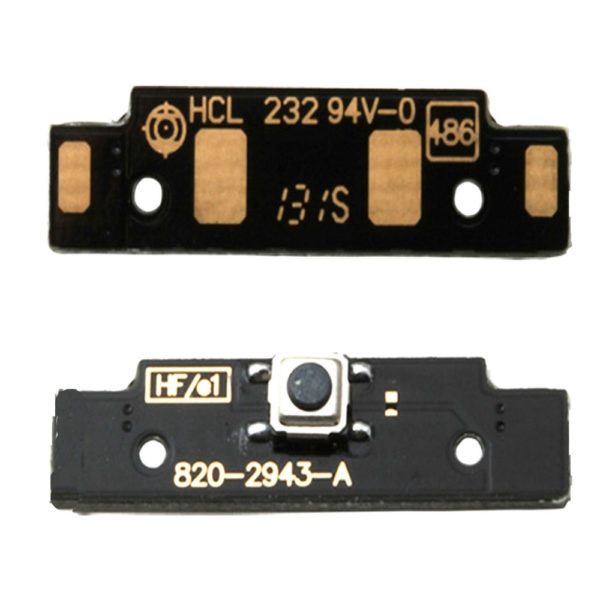 Internal Inside Home Button Switch Board Flex Cable Replacement Part For iPad 2