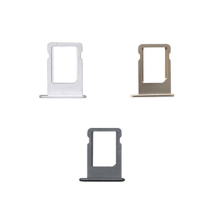 Metal SIM Tray Card Holder for iPhone 5S