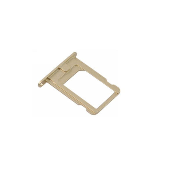New-Champagne-Gold-Nano-Sim-Card-Tray-Holder-Silver-Replacement-For-iPad-Mini