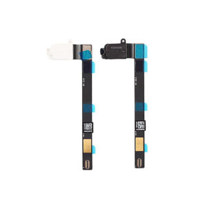 Headphone Audio Jack Port Connector Flex Cable For Apple iPad 7/Pro 9.7""