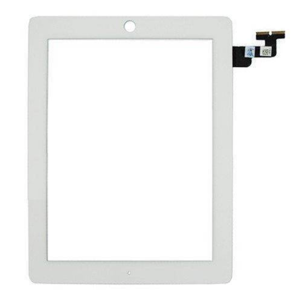 iPad 2 White Replacement LCD Screen Touch Digitizer Front Glass Home Button