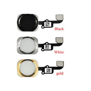 Home Button Flex Cable Touch ID Assembly For Apple iPhone 6