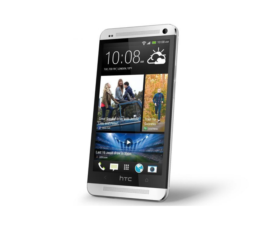 """HTC One M7 – 32GB 4G 4.7"""" Android (Unlocked) - Dhammatek Limited"""