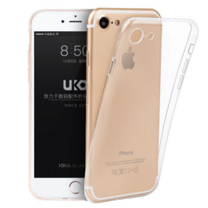 Ultra Thin Transparent Clear Silicone Slim Gel Case Cover Skin For iPhones