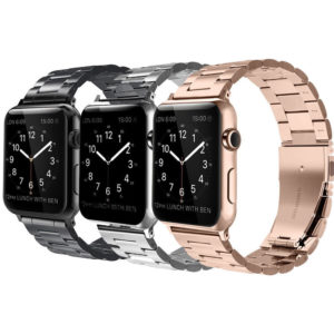 Stainless Steel  Strap Band Metal  For Apple Watch