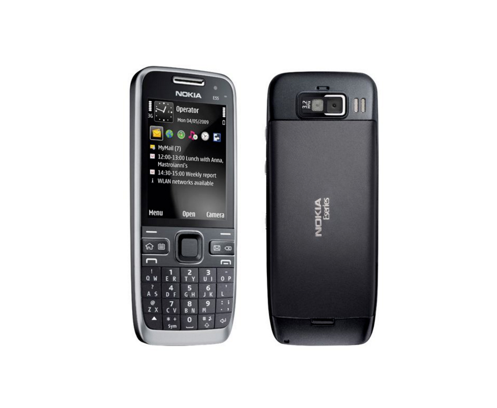 Nokia E Series E52 Unlocked Dhammatek Limited